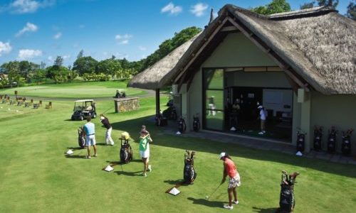 Anahita Golf Club Facilities